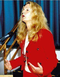 Ermuntert zum Dialog:<em> Justizministerin Elisabeth Heister-Neumann <tbs Name=