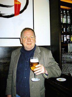 Gastgeber mit Leidenschaft: <em>Volker Hauptvogel <tbs Name=