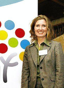 Für klare Positionen: <em>Alexandra Graf beim WHD-Treffen <tbs Name=