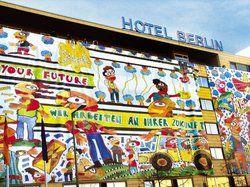 Kunst am Bau: <em>Das Hotel Berlin gibt sich ein neues Gesicht <tbs Name=