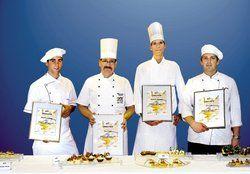 Vier Gewinner:<em> (von links) Matthias Ludwigs, Uwe Linder, Michael Altemeier, Eric Lehr <tbs Name=
