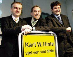Olaf Freier ist einer der beiden Geschäftsführer der Hinte GmbH in Karlsruhe <tbs Name=