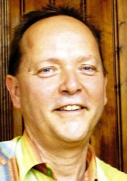 Bernd Winkler ist Inhaber des Lindengarten in Weißenbrunn <tbs Name=