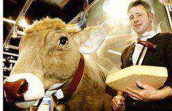 "Gesunde Kuh – gesunder Käse: <em>""Alles Bio"" heißt es bei 2600 Ausstellern im Messezentrum in Nürnberg <tbs Name="