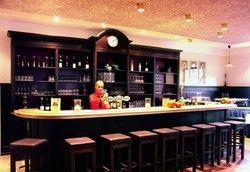 Erneuert: Die Brasserie Prinz im Parkhotel Krone