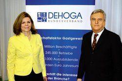 Sind besorgt: <em>Ingrid Hartges und</em> <em>Ernst Fischer <tbs Name=