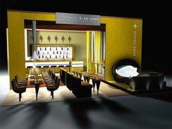 Einladung zum Stop-over: <em>Die Lounge bietet einen Imbiss vor dem Abflug <tbs Name=