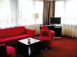 Elegant und modern: <em>Die Zimmer des Euro Hotel Berlin Airport <tbs Name=