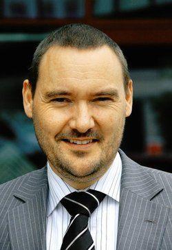 Holm Retsch ist Geschäftsführer des DEHOGA-Regionalverbandes Leipzig <tbs Name=