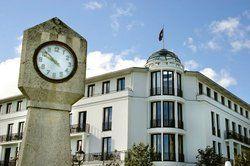 Das Cerês: <em>Hoteliers bewundern den Mut des Architekten – die Gäste sind begeistert <tbs Name=