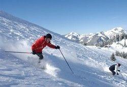 Wintersportler: Der Schnee des vergangenen Winters brachte sie auch in den Südwesten