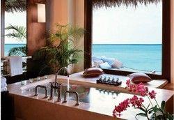 Luxus: Ein Zimmer im One&Only Reethi Rah