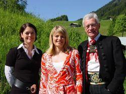 Neue Tourismusdirektorin im Kleinwalsertal