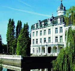 Hotel im alten Schloss: Zaha Hadid gestaltet das Kastell Vijver um