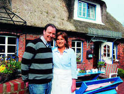 Zurück zur Natur: Claudia und Jörn Sternhagen