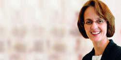 Ruhelos im positiven Sinne: Elisabeth Perwanger managt Job und Familie mit links