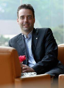 Generaldirektor im Hilton Beijing Wangfujing: Nils-Arne Schröder