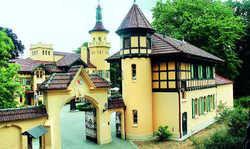 Erfolgreich: Schloss Hubertushöhe hat die Talsohle überwunden