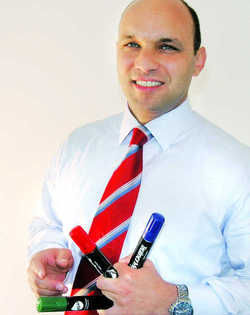 Er ist Profi: Tarek Khalek weiß, was Trainer wünschen