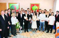 Kein Mittelmaß: Die JRE-Eliteklasse wird in Koblenz verabschiedet