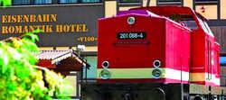 BrandenburgEin Eldorado für Eisenbahnfans