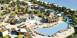Geht bald an den Start: das Puravida Resort Blue Lagoon Village auf Kos