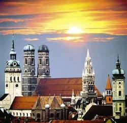 München: Beliebter Standort