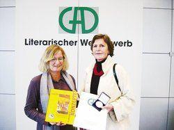 """Mit """"Gastro, Planung & Konzepte"""" bei der Kritik erfolgreich: GAD-Vizepräsidentin Ruth Ulrich (l.) und Buchautorin Ursula Kohte."""