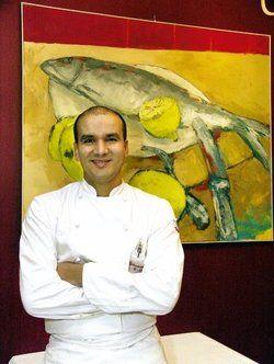 Zeit für Erholung nach dem harten Wettbewerb bleibt kaum: Zurück in seinem Restaurant, wartet auf Wahabi Nouri der Alltagsstress eines Sternekochs. <tbs Name=