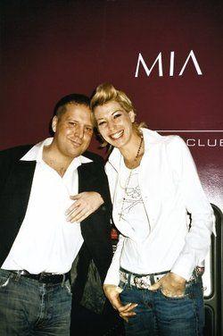 """Zum ersten Mal Partner: Giulia Siegel und Constantin Wahl haben in München das """"Mia – Supper &amp; Club"""" eröffnet. <tbs Name="""