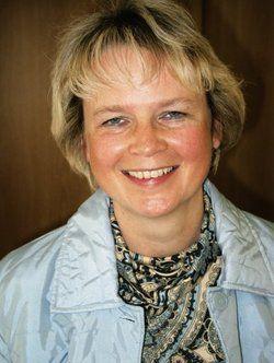 Kann sich über Worte des Lobes freuen: TTG-Managerin Bärbel Grönegres. Das neue Konzept ist ein TTG-Produkt.