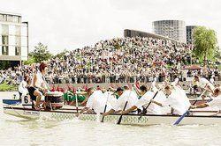 Drachenboot-Rennen um Ritz-Carlton Cup 2005 lockte 30.000 Besucher