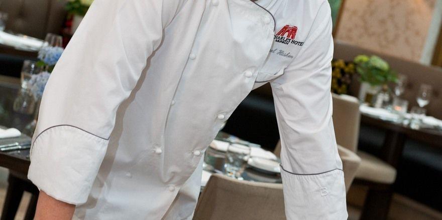Michael Hüsken ist Küchendirektor im Rocco Forte Hotel The Charles ...