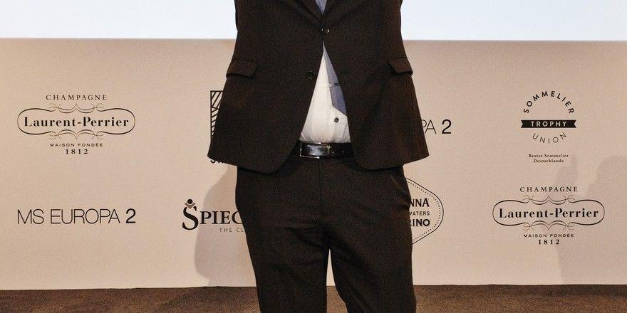 """Grund zum Feiern: Torsten Junker gewann den Titel """"Bester Sommelier Deutschlands"""""""
