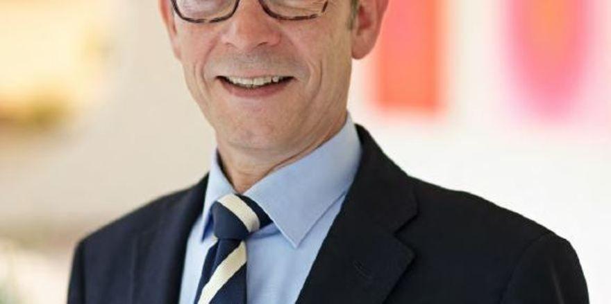Jetzt an der Spitze des Wald- und Schlosshotels Friedrichsruhe: Jürgen Wegmann