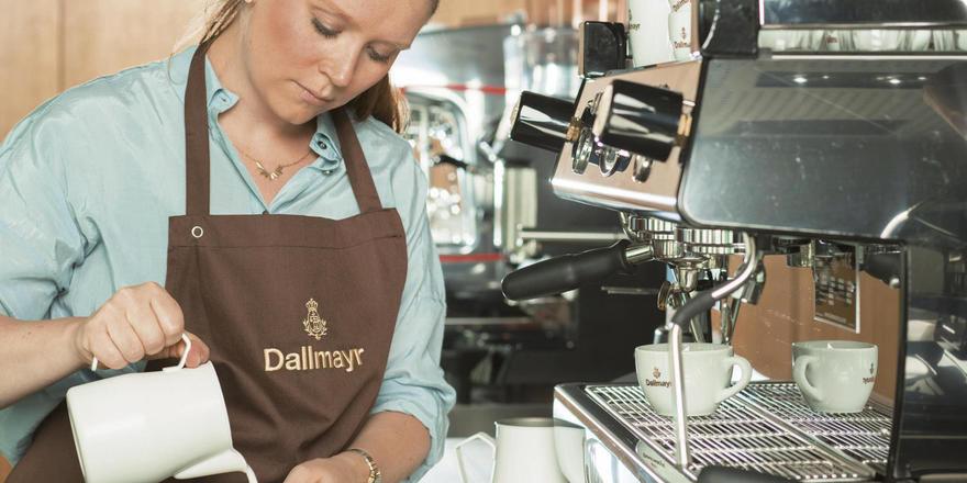 Barista Tipps dallmayr academy macht baristas fit allgemeine hotel und