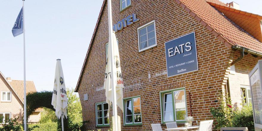 Im Eats ausspannen: Dazu reisen auch Gäste aus dem 140 Kilometer entfernten Hamburg an.