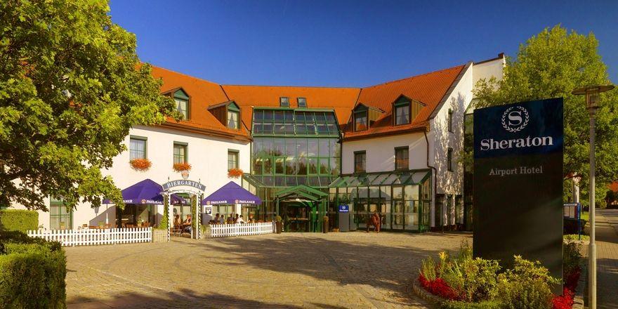 Starwood Verlasst Sheraton Munchen Airport Hotel Allgemeine Hotel