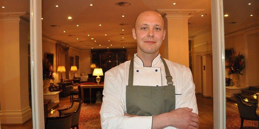 Neue Aufgabe: Roland Füssel wird Küchenchef im Hessischen Hof