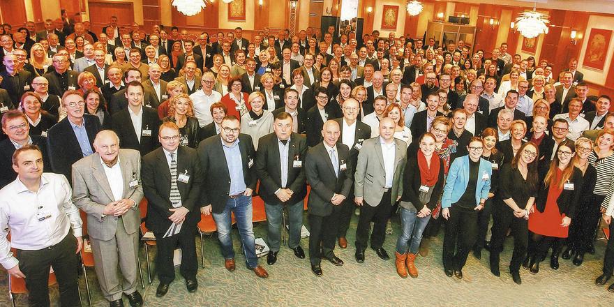 Treffen in Berlin: Zur ersten Tagung der künftigen Best Western Hotels Central Europe GmbH kamen rund 300 Hoteliers der Gruppe.