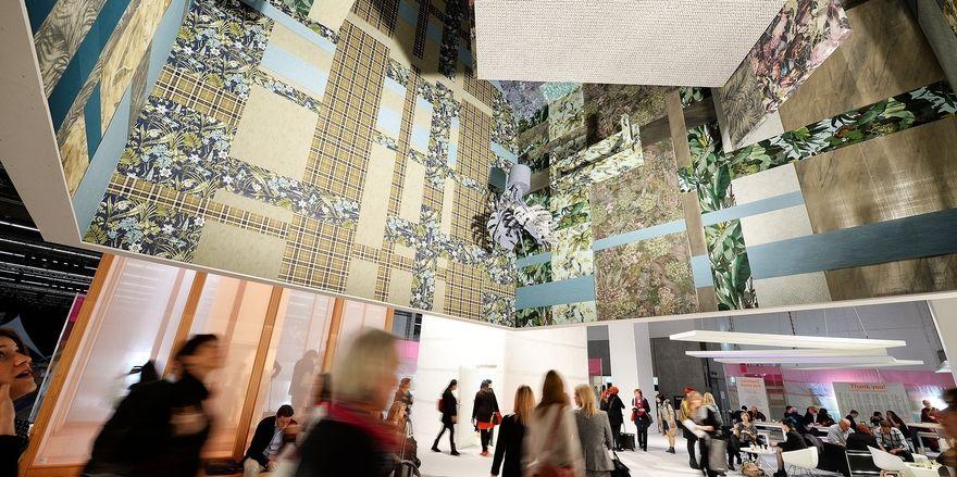 Treffpunkt für Designer: Die Messe Heimtextil gibt nächste Woche wieder Inspirationen