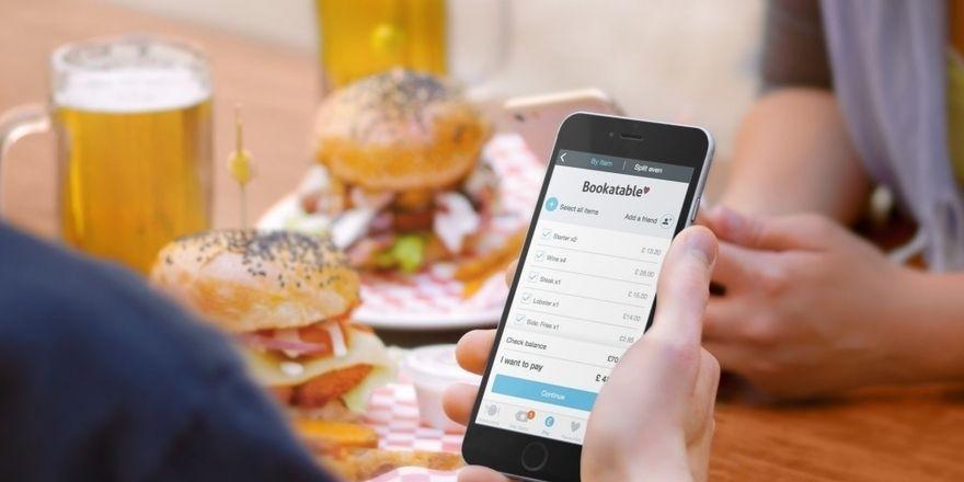 Reservierung mobil: Bookatable will Gastronomen mit moderner Technik die Arbeit erleichtern