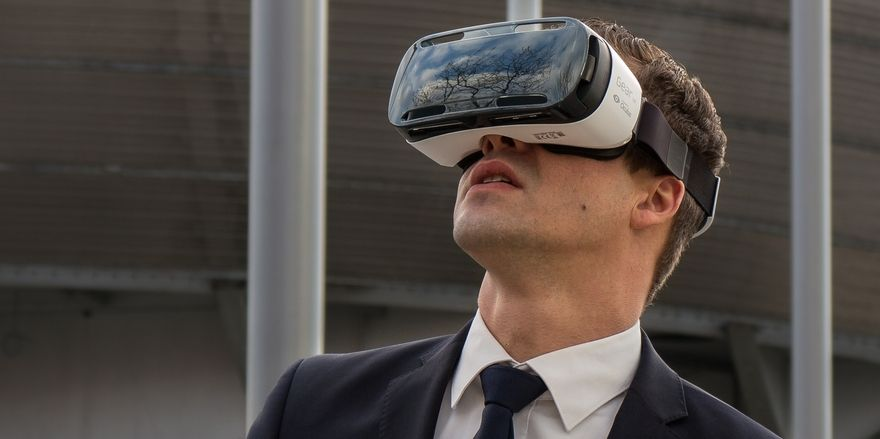 Neue Erlebnisse: Die Virtual-Reality-Brillen sollen Filme realistischer machen