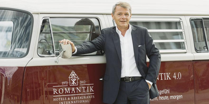 """Thomas Edelkamp: """"Wir wollen die führende europäische Hotelkooperation werden"""""""