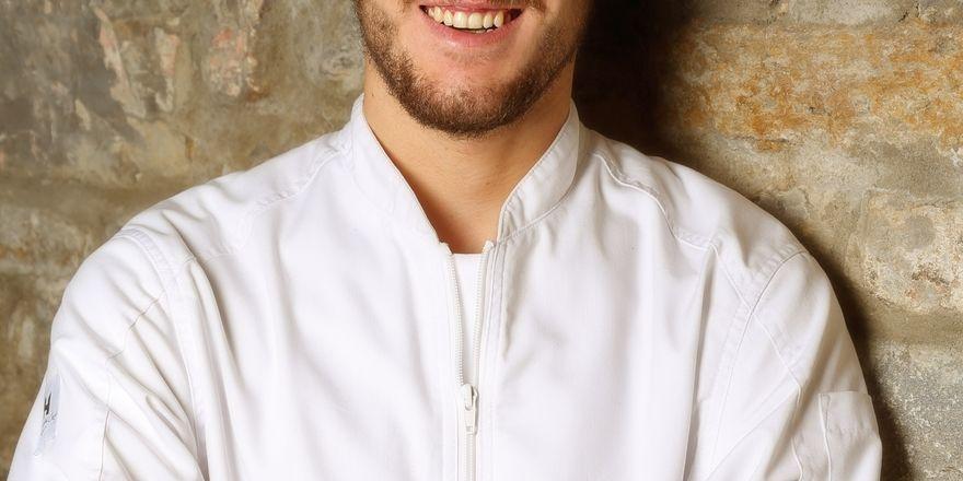 Neue Aufgabe: Steffen Szabo ist jetzt Küchenchef im Restaurant Esszimmer in Coburg