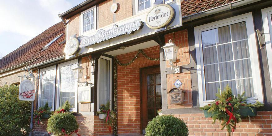 280 Jahre Tradition: Der Landgasthof Zum Domkreuger in Kirchboitzen soll mit Hilfe der Genossenschaft erhalten bleiben.