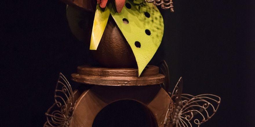 Schokoladige Kreationen: Damit lockt der Petit Salon du Chocolat wieder am ersten Märzwochenende