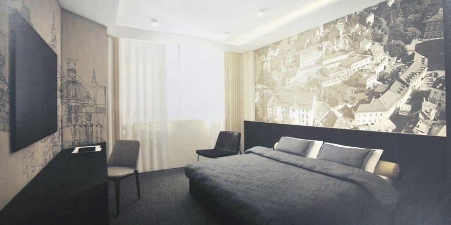 Modern: Die Zimmer im neuen Babo Nashira Hotel