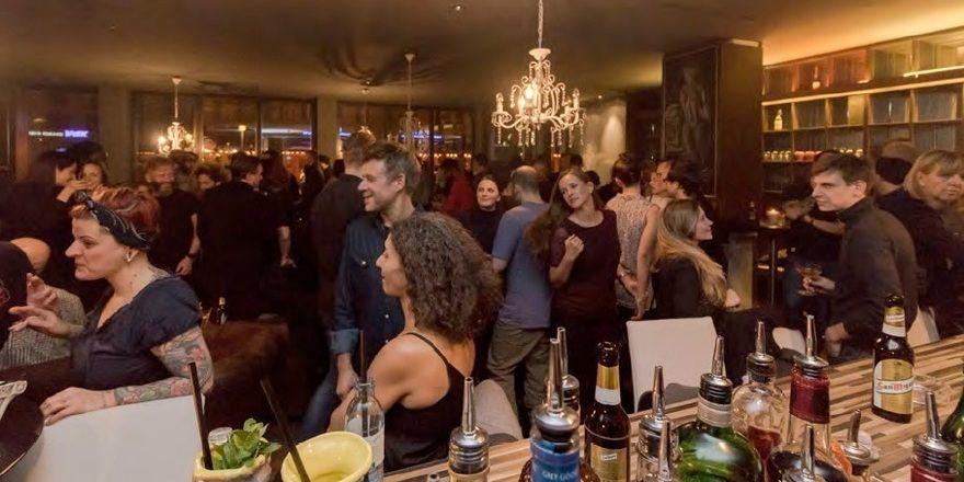 Volle Hütte: Das Grand Opening der ADA Bar in Berlin-Mitte