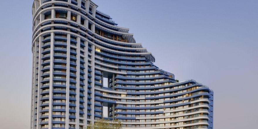 In 2015 eröffnet: Das Radisson Blu Hotel Istanbul Atakoy